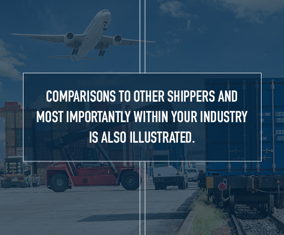 comparisons to other shippers