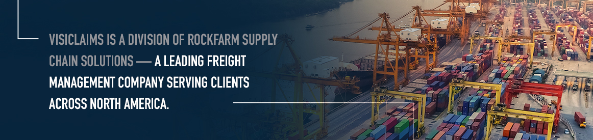 Visiclaims in a division of Rockfarm Supply Chain Solutions