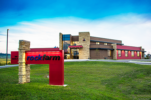 Rockfarm Supply Chain Solutions headquarters