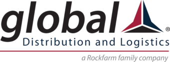 Global Distribution and Logistics logo