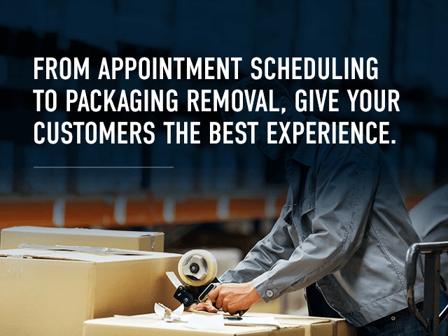 Expedited Services